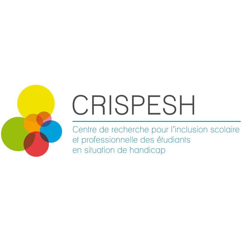 Image de Centre de recherche pour l'inclusion scolaire et professionnelle des étudiants en situation de handicap (CRISPESH)