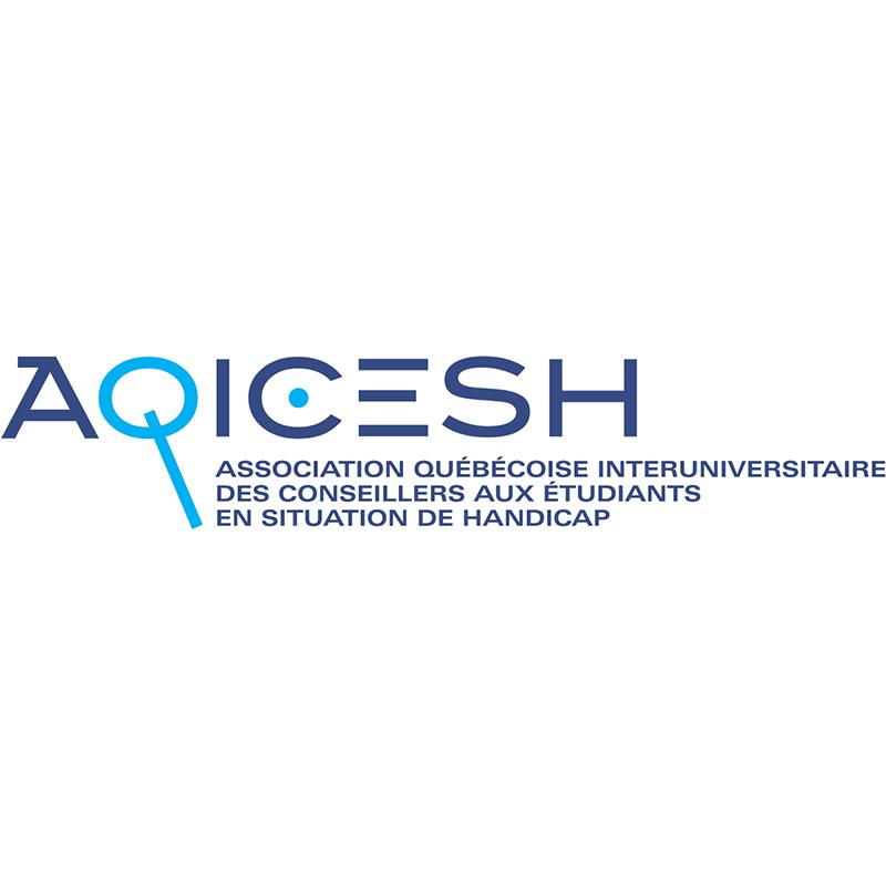 Image of Association québécoise interuniversitaire des conseillers aux étudiants en situation de handicap (AQICESH)